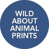 Wild about animal prints! Carpet Sale