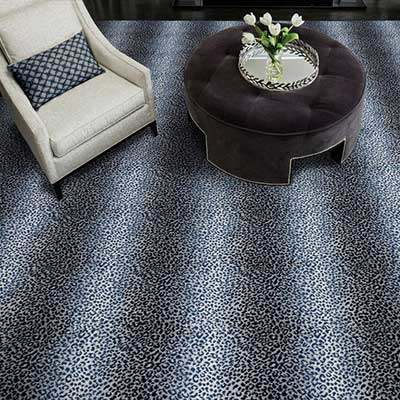Stanton Mufasa animal print carpet